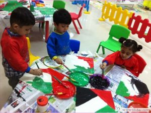 Best Nursery In Ajman