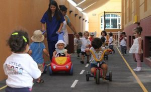 Nursery in Sharjah