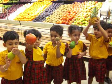 Preschool in Sharjah